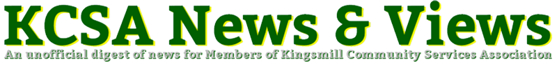KCSA News & Views